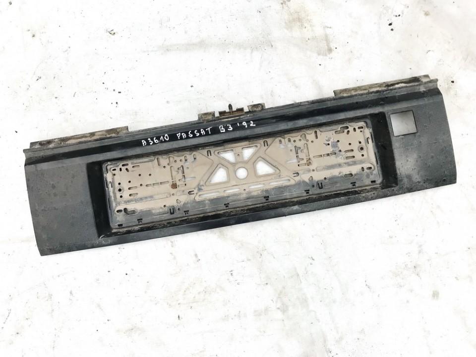 Volkswagen  Passat Rear door handle tailgate boot trim strip cover