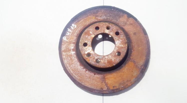 Priekinis stabdziu diskas ventiliuojamas used Peugeot 407 2004 1.6