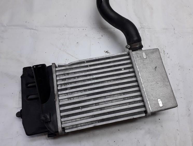 Радиатор интеркулера JD1271001500 JD127100-1500 Toyota YARIS 2000 1.0