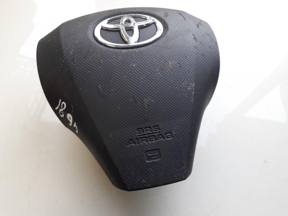 Подушка в руль SRS 451300d160b0 305314499fka-ai, 305314499fkaai, 45130-0d160-b0 Toyota YARIS 2000 1.0