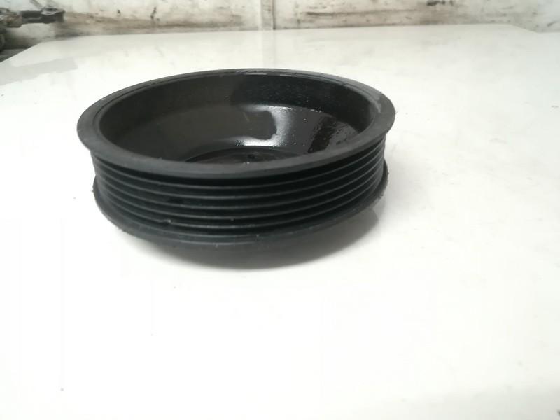 11511436590 11.51-1436590 Vandens pompos dantratis (skyvas - skriemulys) BMW X3 2004 3.0L 9EUR EIS00694557