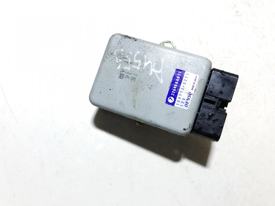 Kuro siurblio rele 1049930271 104993-0271, 22648aa011 Subaru IMPREZA 2002 2.0