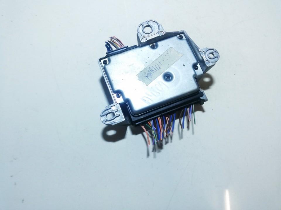 Airbag crash sensors module 8200246184 601054000 Renault MEGANE SCENIC 1997 1.6