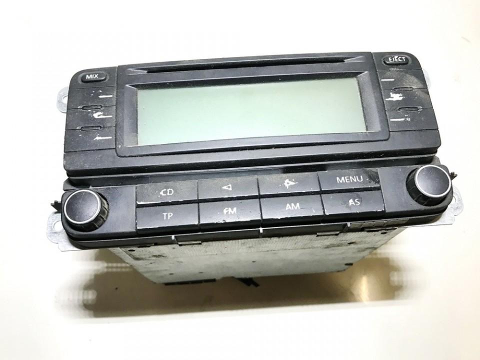 Авторадио 1k0035186d 7642223360, z1z2c6054729 Volkswagen GOLF 1994 1.9