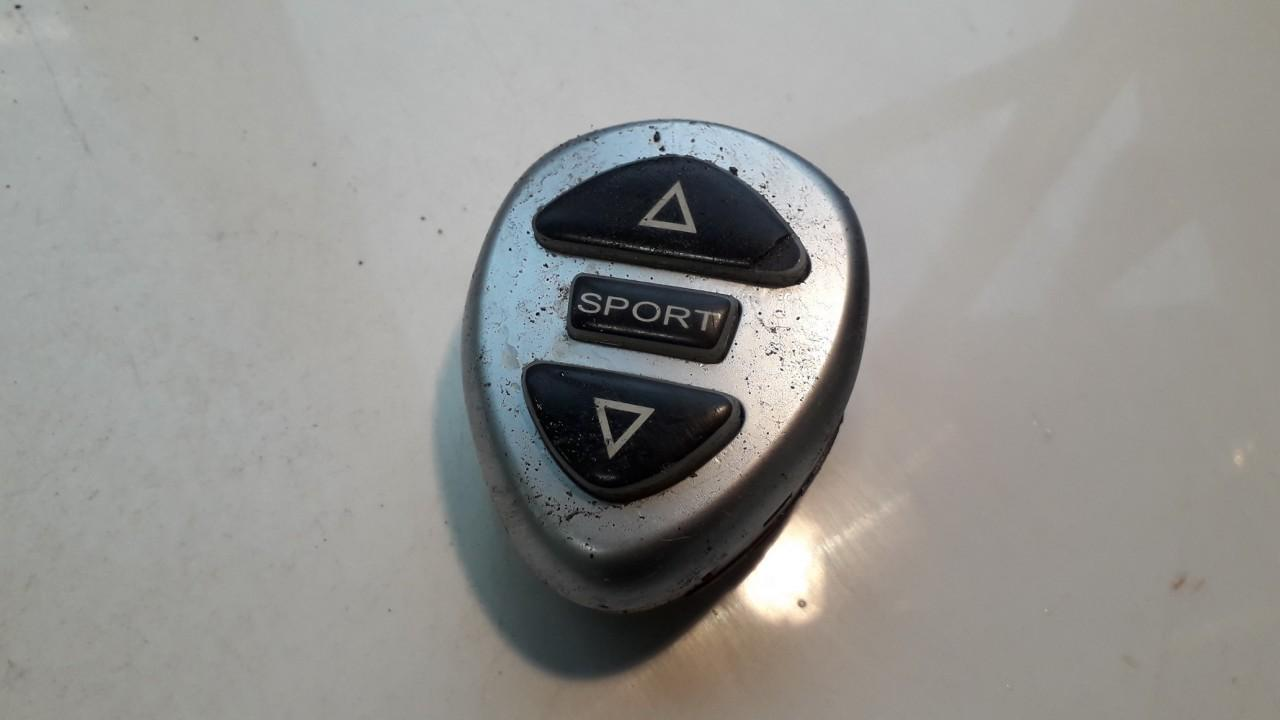 Pakabos aukscio reguliavimo mygtukas Citroen C5 2002    2.2 9633261277