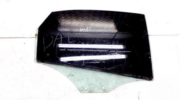 AUDI A4 (8K2, B8) Galinių kairių durų stiklas 43R001582 43R-001582 4707210