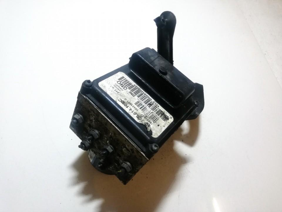ABS blokas 3c0614109c 16431601, 16431501c, hc72580158deu Volkswagen PASSAT 1998 1.9