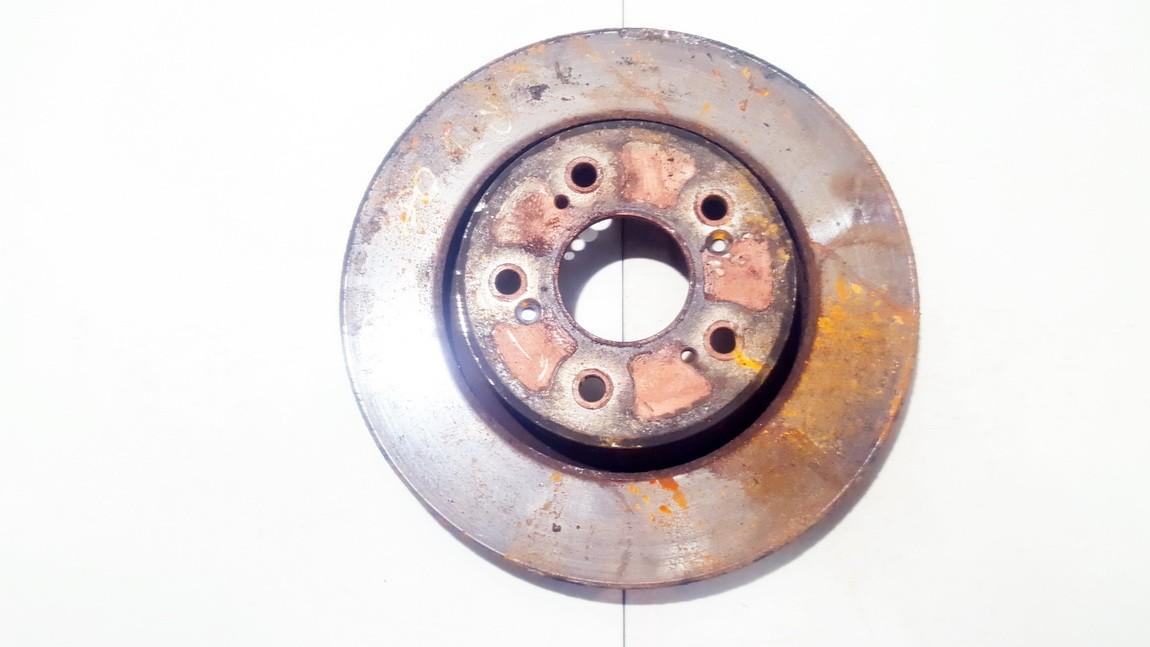 Priekinis stabdziu diskas ventiliuojamas used Honda CR-V 2014 2.2