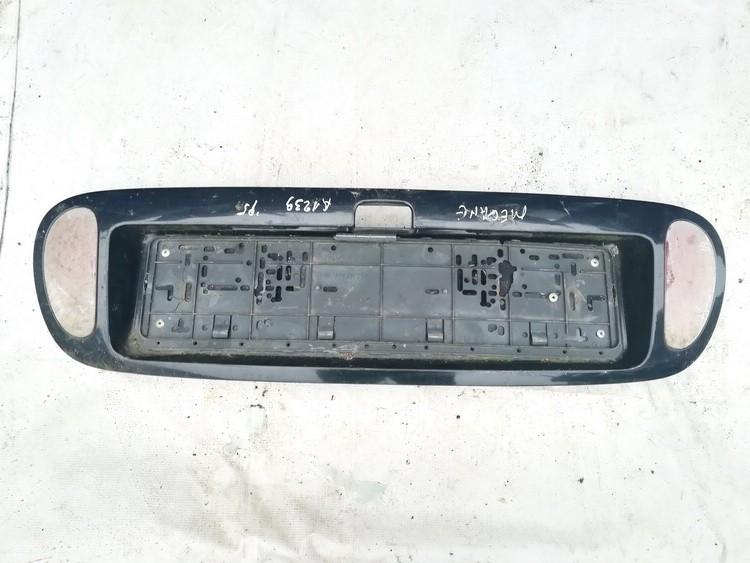 Galinio dangcio isorine apdaila (numerio apsvietimas) 7700849410 22630072p Renault MEGANE 2009 1.6