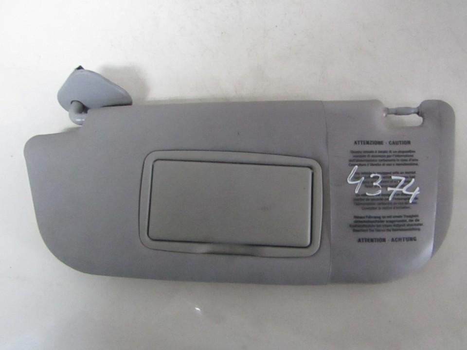 Apsauga nuo saules used used Alfa-Romeo 147 2000 1.9