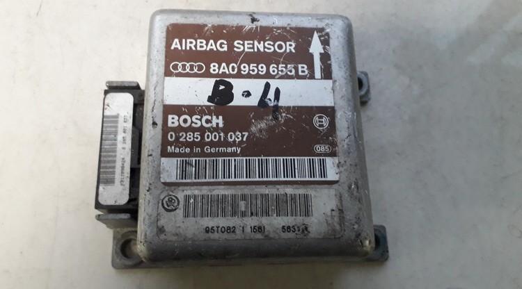 Audi  A4 Airbag crash sensors module