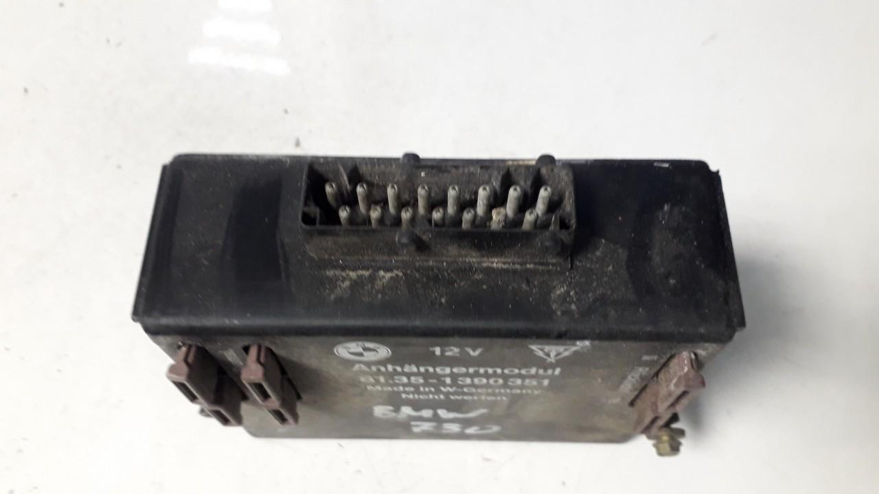 Tow bars relay (Trailer Module) BMW 5-Series 1990    2.0 61351390351