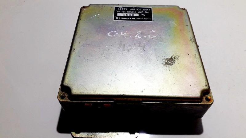 Variklio kompiuteris 4a0906266ab 4a0 906 266 ab Audi 100 1993 2.5