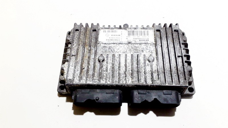 Renault  Megane Greiciu dezes kompiuteris