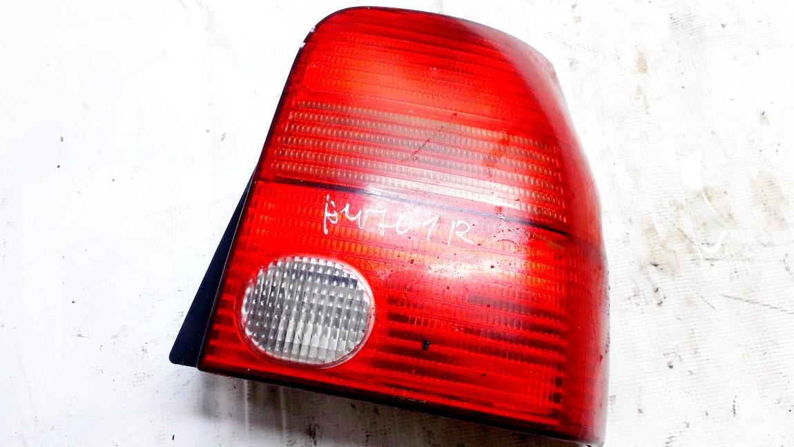 Фонарь задний наружный правый 6H0945258 used Volkswagen LUPO 1999 1.7