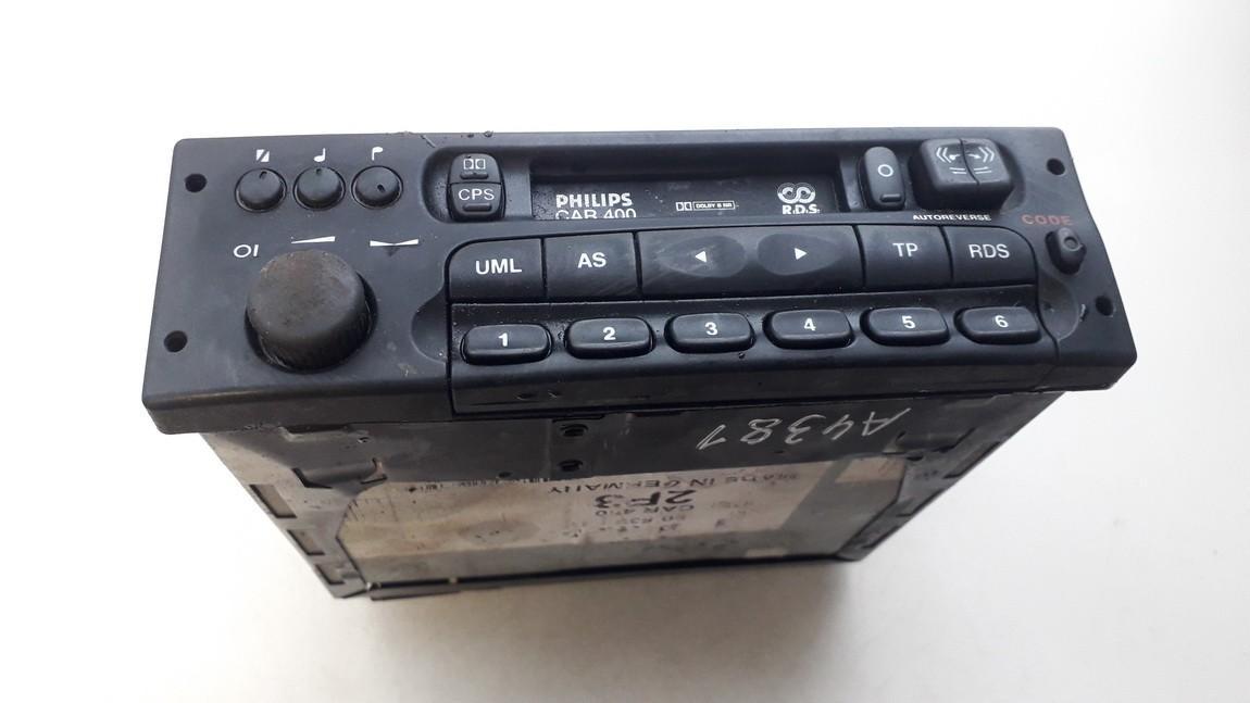 Automagnetola 90532621 09130896 Opel ASTRA 1998 2.0