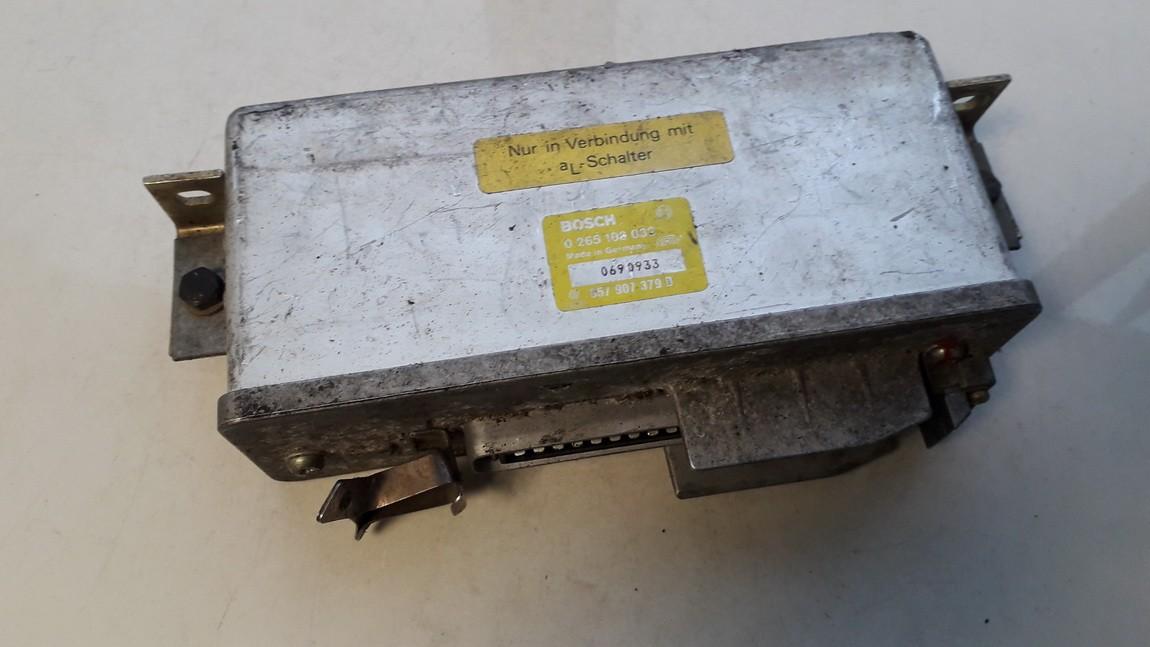 Блок управления АБС 857907379d 0265103032 Audi 80 1992 1.9