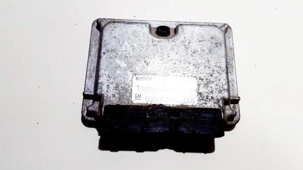 Variklio kompiuteris 0281001971 09 180 353 Opel ASTRA 1996 1.7