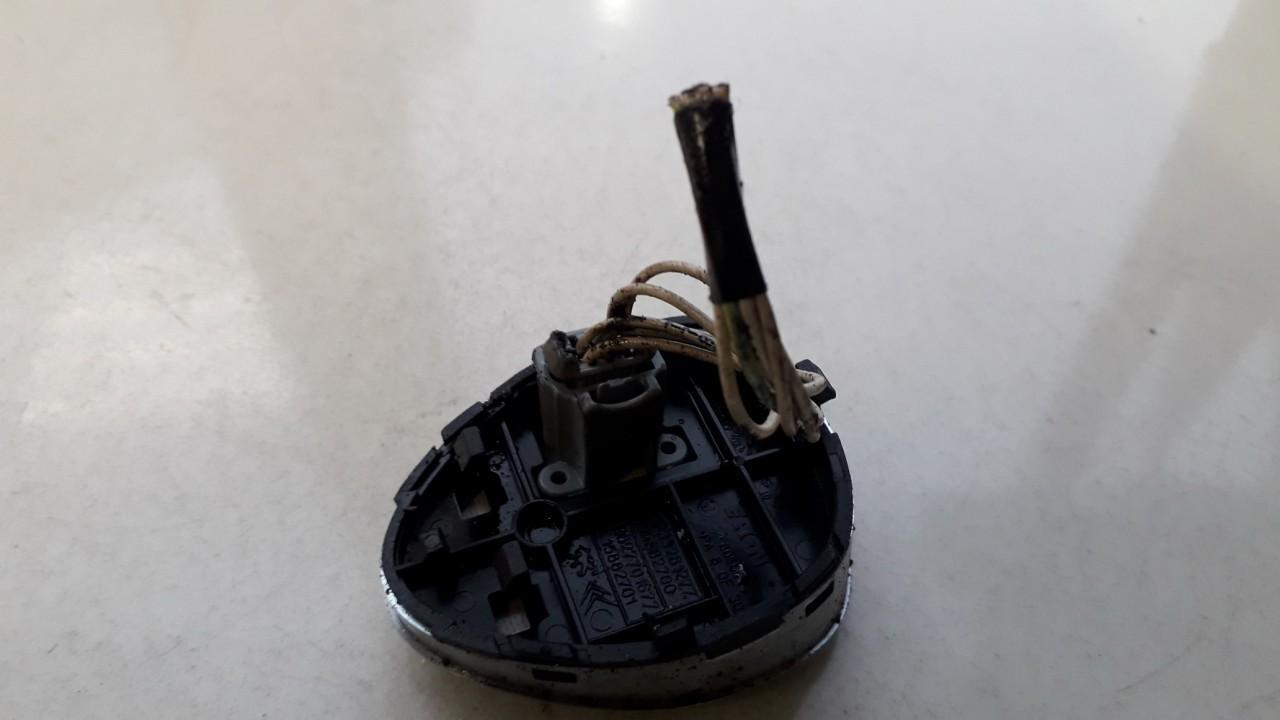 Pakabos aukscio reguliavimo mygtukas Citroen C5 2001    2.0 9627701677