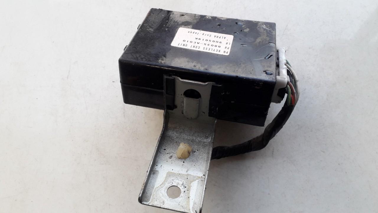 Kiti kompiuteriai 88035AE010 9G05019K Subaru OUTBACK 2000 2.5