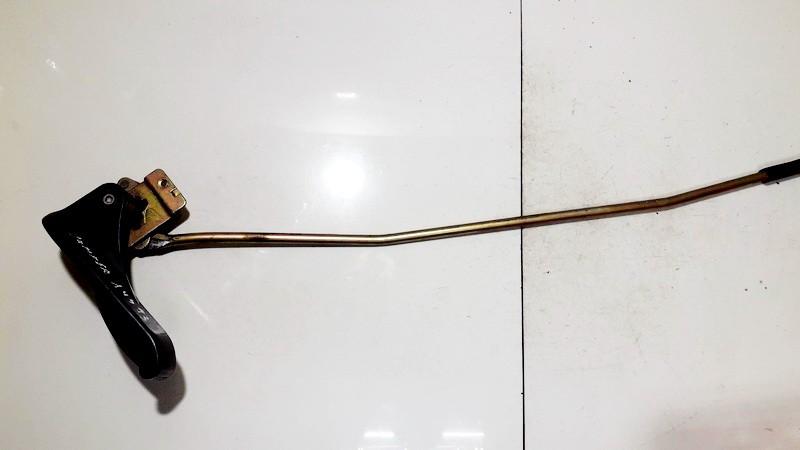 Galinio dangcio uzdarymo rankena  vidine  (kapoto) 8g524 a 739 Citroen JUMPER 1995 2.5