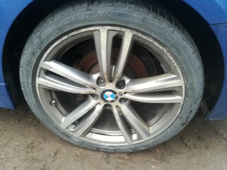 Lietu ratu komplektas R19 BMW 4-Series 2016    2.0 used