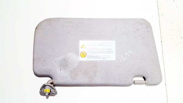 Apsauga nuo saules used used Nissan X-TRAIL 2006 2.2
