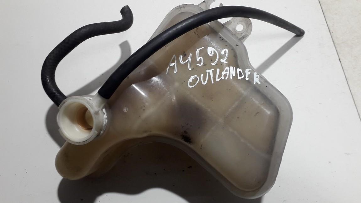 Tosolo bakelis (issipletimo ausinimo skyscio bakelis) USED used Mitsubishi OUTLANDER 2008 2.0