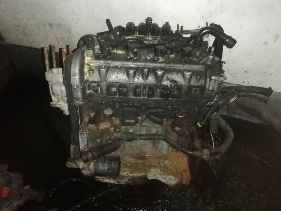 Engine 188A5000 USED Fiat PUNTO 1999 1.2