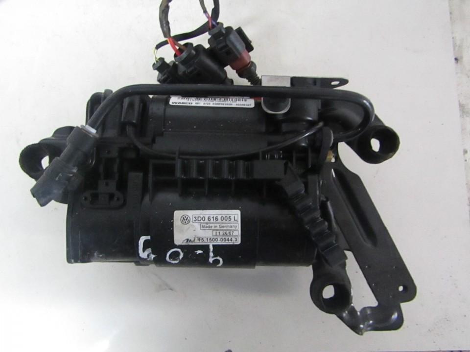 Air Suspension Compressor Pump Volkswagen Phaeton 2007    3.0 3d0616005L