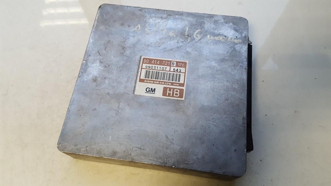 Variklio kompiuteris 90414721 0n031107, 90414721b Opel ASTRA 2010 1.7