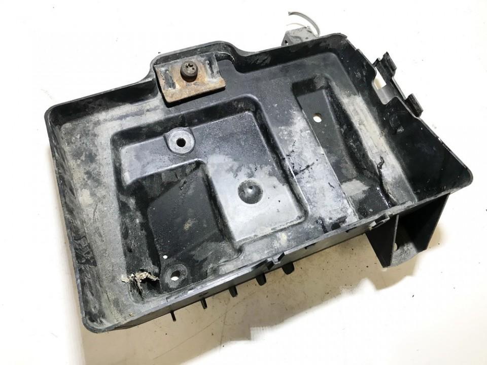 Baterijos - akumuliatoriaus laikiklis 09225577 used Opel ASTRA 1999 1.7