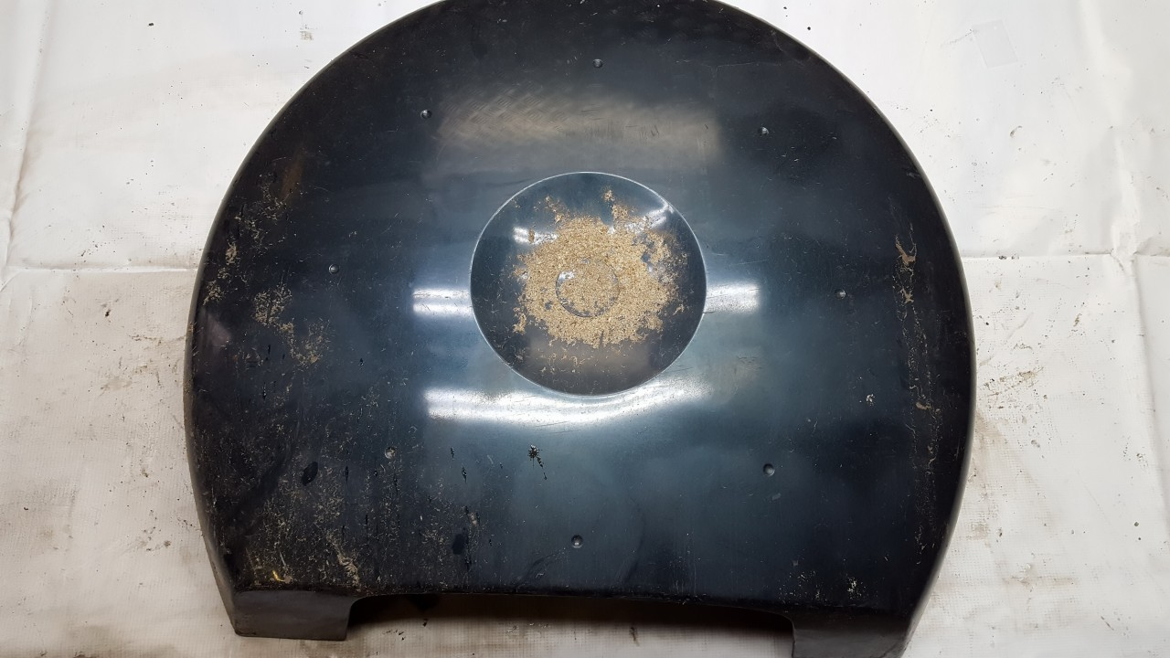 Spare wheel baggage dose (plastic bag) Renault Scenic 2001    0.0 7700354357