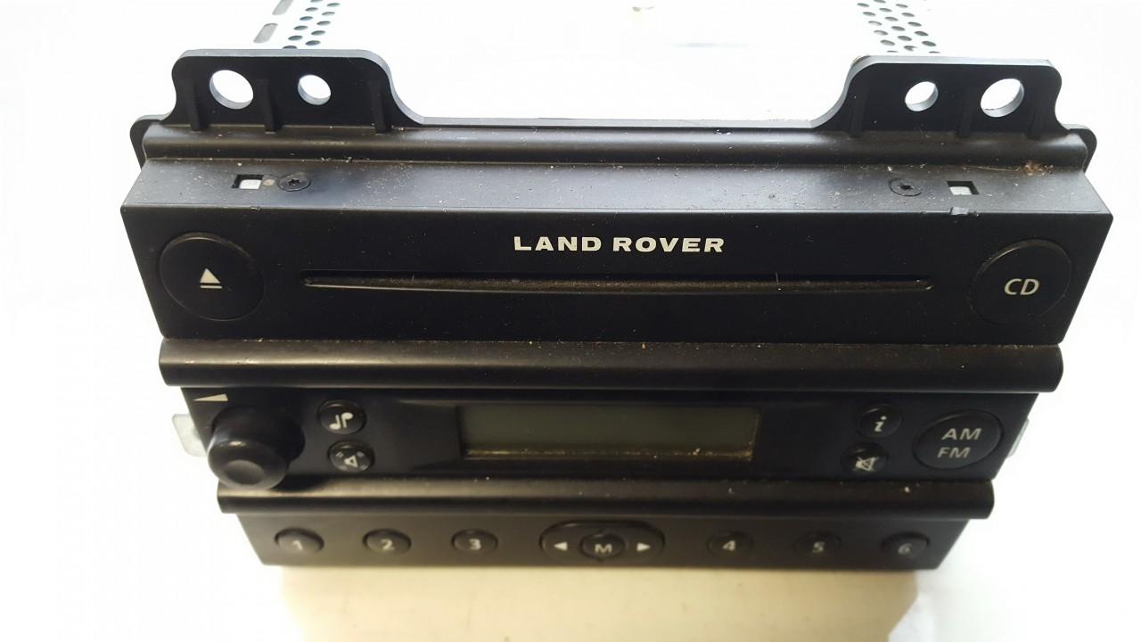 Automagnetola 4CFF18C838AC 4CFF-18C838-AC, VUX500200, E1110R-021729 Land Rover FREELANDER 1998 1.8