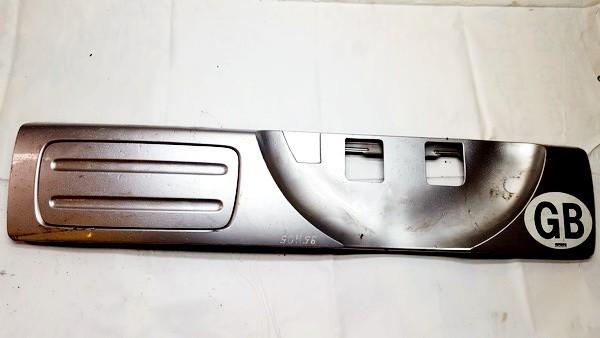 Honda  CR-V Galinio dangcio isorine apdaila (numerio apsvietimas)