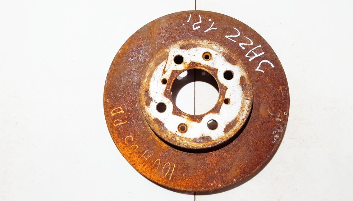 Priekinis stabdziu diskas ventiliuojamas used Honda JAZZ 2006 1.2