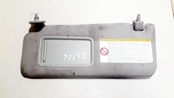 Apsauga nuo saules used used Lexus IS - CLASS 2005 2.0