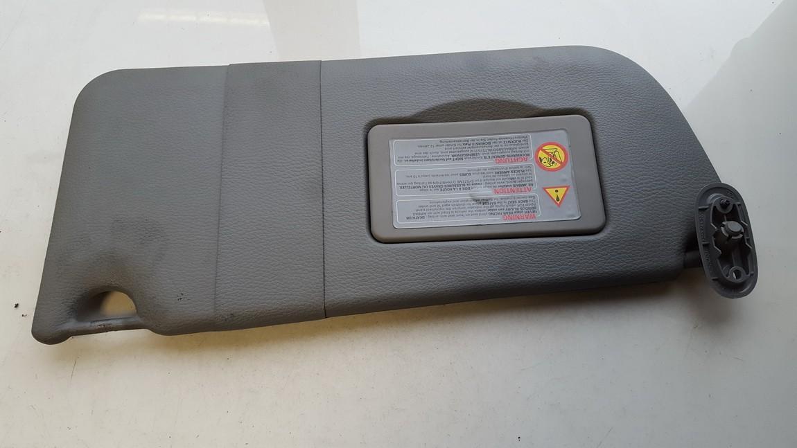 Apsauga nuo saules 8200051290 used Renault SCENIC 1999 1.9