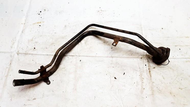 Mazda  2 fuel filler neck