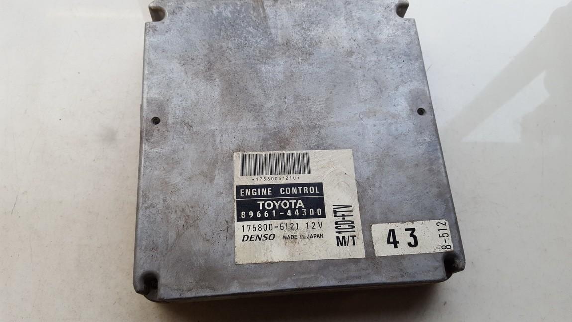 Toyota  Avensis Verso Variklio kompiuteris