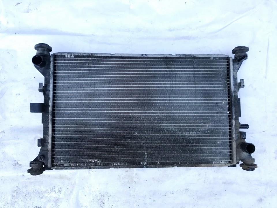 Vandens radiatorius (ausinimo radiatorius) xs4h8c342db used Ford FOCUS 2001 1.8