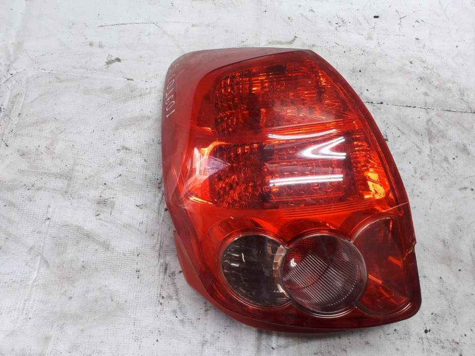 Galinis Zibintas G.K. USED USED Toyota AURIS 2007 1.6