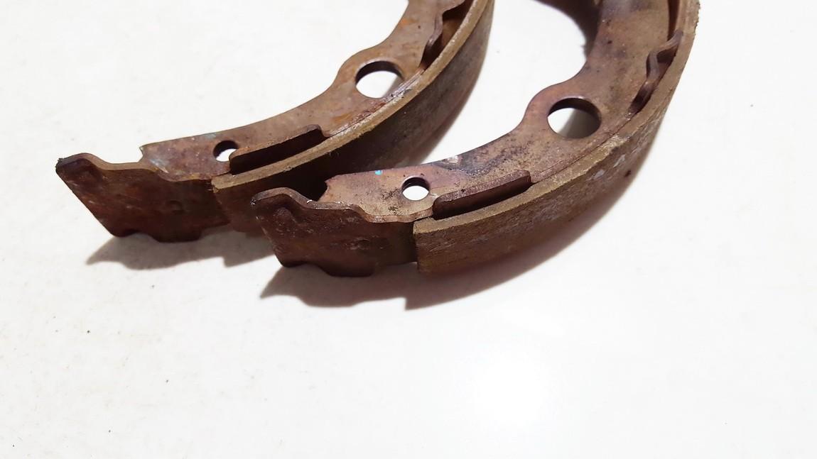 Brake Shoe Set, parking brake Toyota Prius 2008    1.5 nbkln513igg