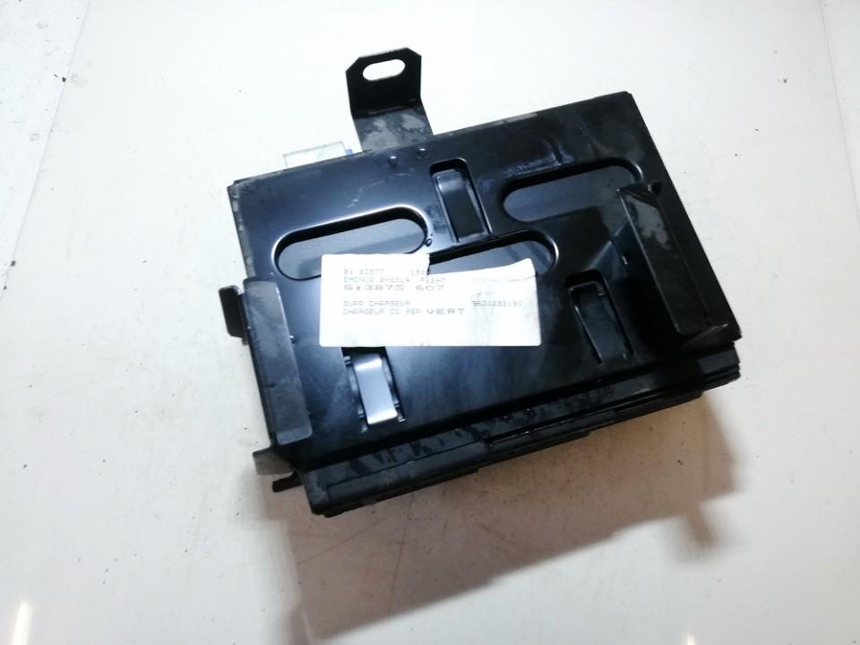 CD keitiklis 9631222180 3875607, 23577 Peugeot 607 2007 2.7