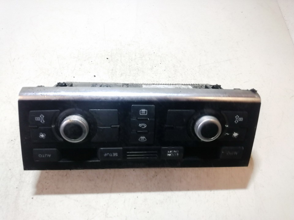 Peciuko valdymas 4F2820043P 4F0910043A, 5HB00883360 Audi A6 1998 2.5
