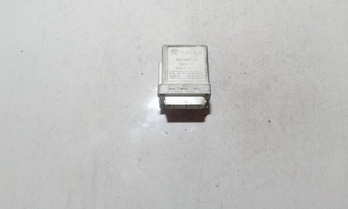 BMW  3-Series Glow plug relay