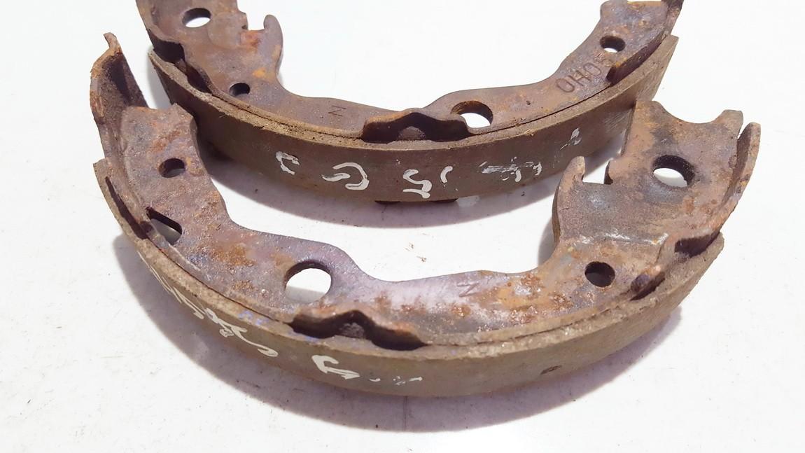 Brake Shoe Set, parking brake Nissan X-Trail 2010    2.0 used