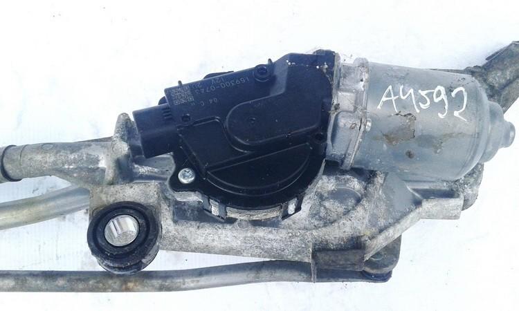 Priekinis langu valytuvu varikliukas 1593000743 159300-0743 Mitsubishi OUTLANDER 2007 2.0