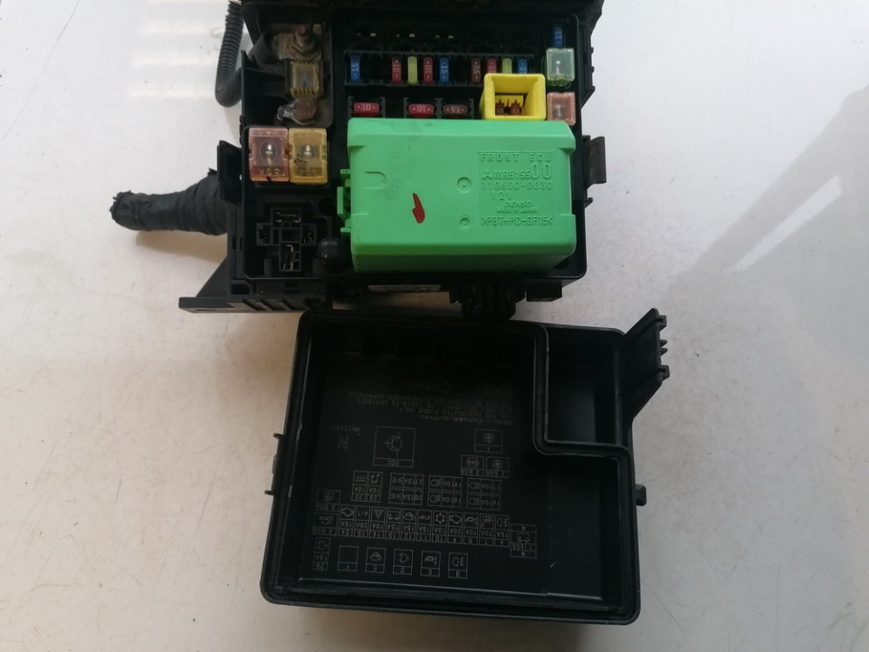 Saugikliu deze 301131206 30113-1206, 5267 Mitsubishi OUTLANDER 2010 2.2