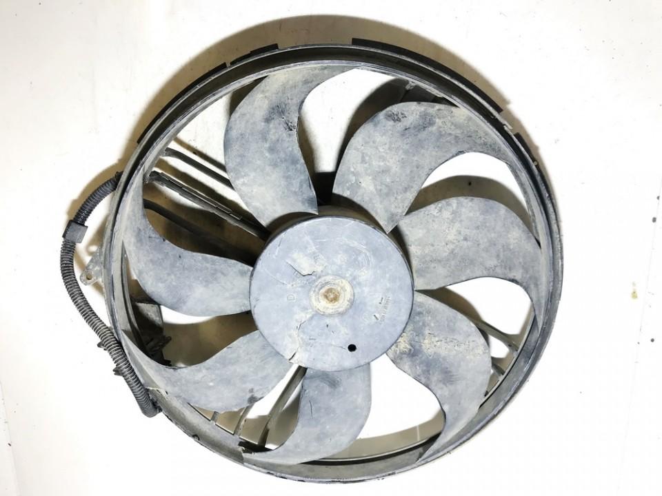 Volkswagen  Polo Difuzorius (radiatoriaus ventiliatorius)